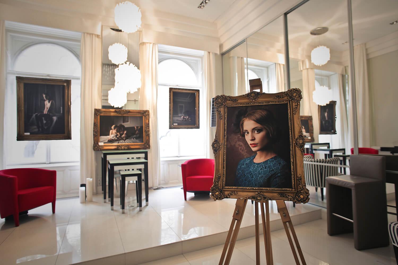 Alessandra Merlo Photographer Exhibition in Budapest